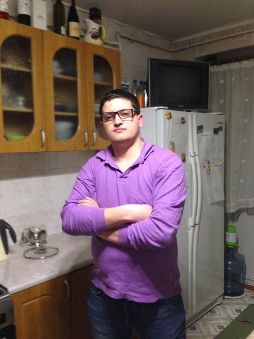 Daniel Lupu, 31, Kishinev, Moldova