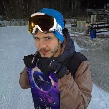 Сергей, 27, Moscow, Russian Federation