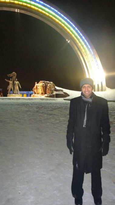 Umar, 32, Manduria, Italy