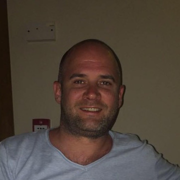 Mike Black, 36, Phuket, Thailand