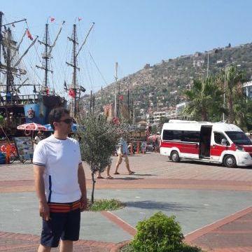 Talha, 36, Izmir, Turkey