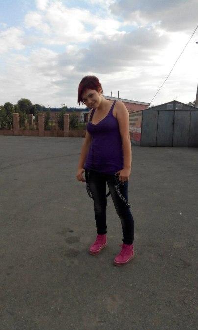Елена, 23, Vil'nohirs'k, Ukraine