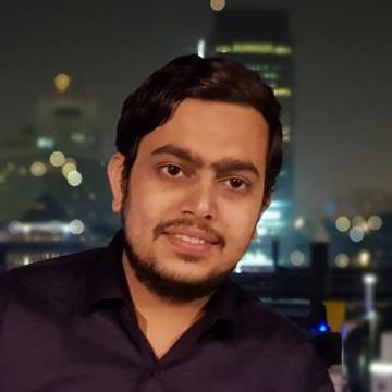 Mahesh Kumar, 26, Karachi, Pakistan