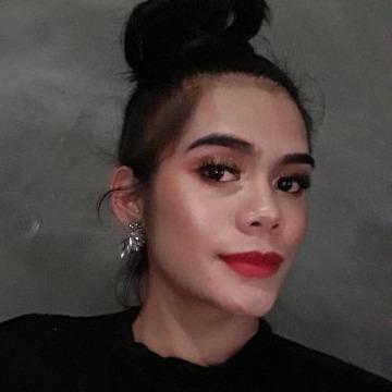 Justine, 20, Manila, Philippines