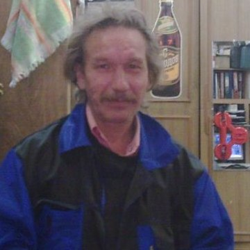 Владимир Пав, 57, Vladimir, Russian Federation