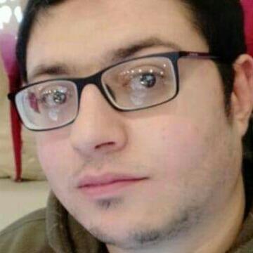 Mohammad Salem, 28, Cairo, Egypt
