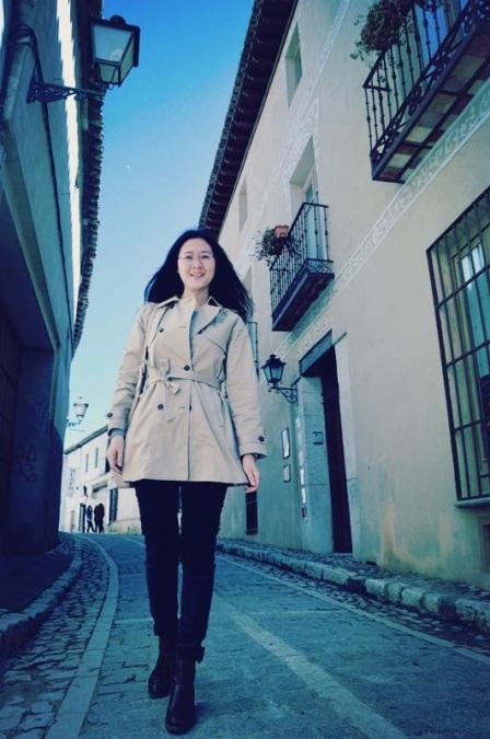 Vicky, 25, Madrid, Spain