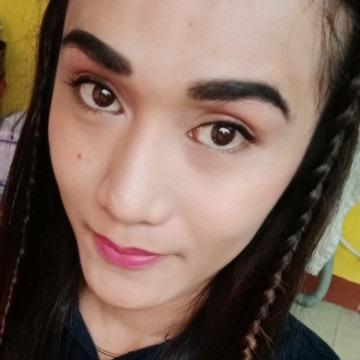 Christina Alvarez Mallari, 22, Pasig, Philippines