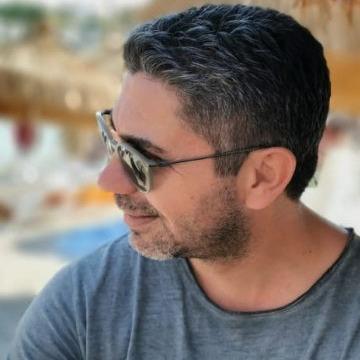 Cem, 40, Izmir, Turkey