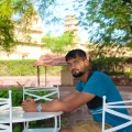 Kishan Patel, 27, Anand, India