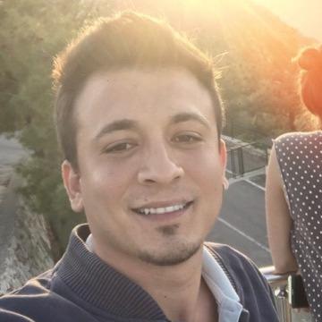 Tugay Özdemir, 28, Antalya, Turkey