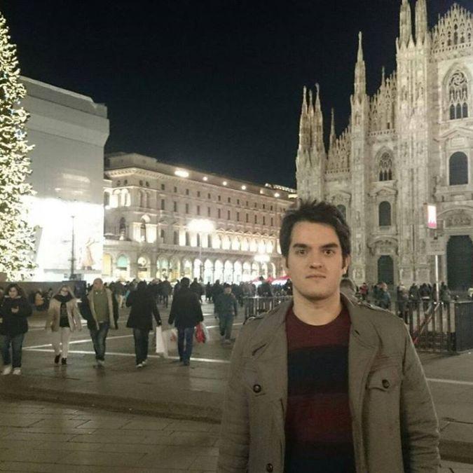 ashkan, 30, Turin, Italy