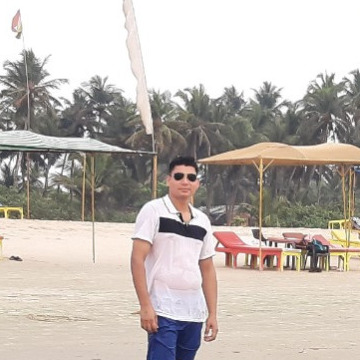 Ankur choudhury, 29, Kochi, India