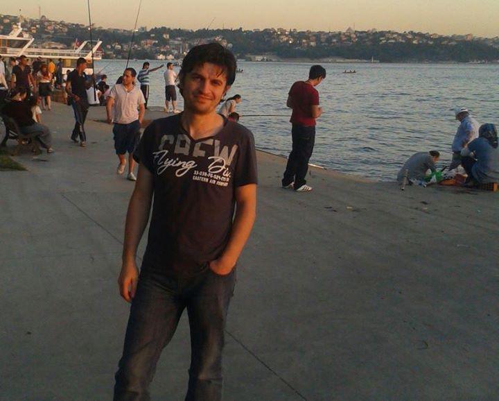 Ahmet Yavaşoğlu, 43, Istanbul, Turkey