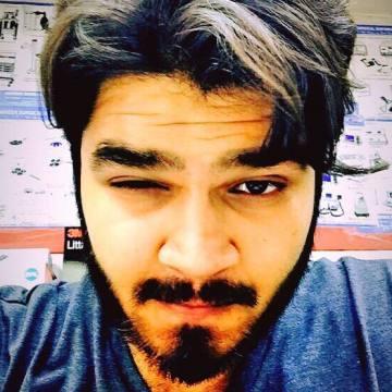 Aman Jain, 26, New Delhi, India
