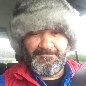 Ahmet Yildiz, 42, Batumi, Georgia