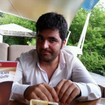 Ömer Şenses, 33, Istanbul, Turkey