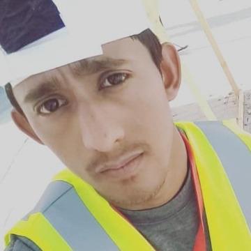 Ahmed Cristiano, 24, Manama, Bahrain
