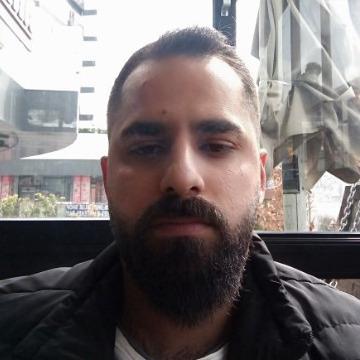 Asaad Abusneainh, 28, Bursa, Turkey