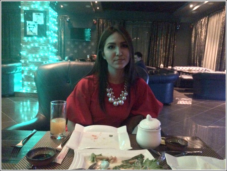 Aliya, 22, Taraz, Kazakhstan