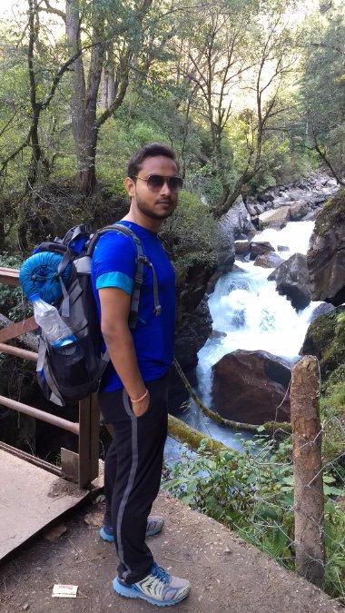 Sumit Kumar, 33, New Delhi, India