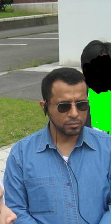 Abdulmohsen Almohsen, 45, Jeddah, Saudi Arabia