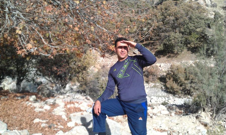 Dariush, 38, Shiraz, Iran