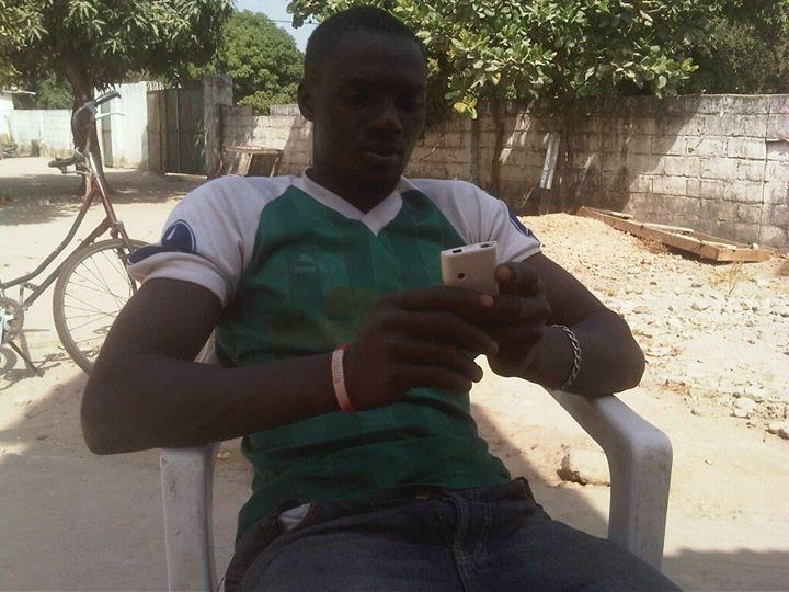 lamin saidy, 31, Banjul, The Gambia
