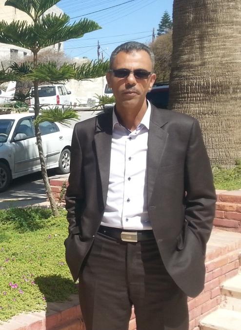 hussam, 44, Amman, Jordan