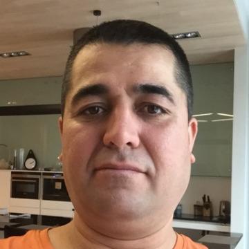 Dzhamshed  Gafurov, 46, Dushanbe, Tajikistan