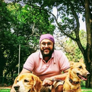Amul, 31, Bangalore, India