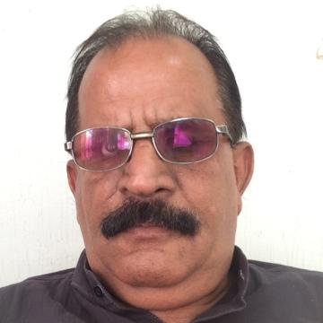 Sameer Khan, 59, Karachi, Pakistan