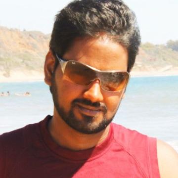 Raj Kumar, 28, Hyderabad, India