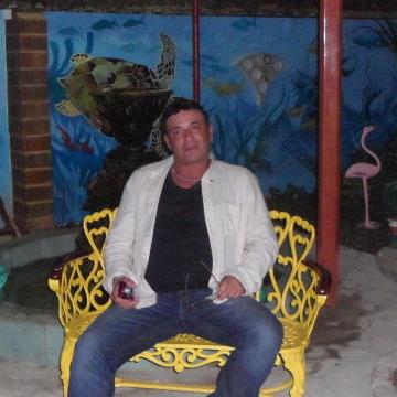 Aotony Alibrando, 49, Toronto, Canada