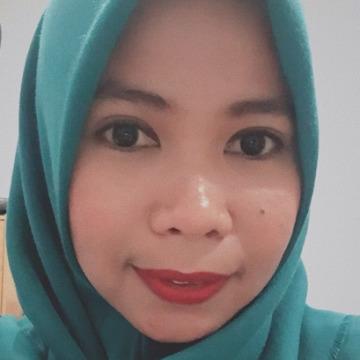 Amma Louise, 30, Jayapura, Indonesia
