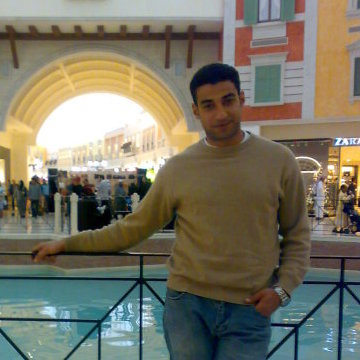 ahmed, 38, Cairo, Egypt
