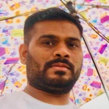 Mangesh Patil, 34, Kalyan, India