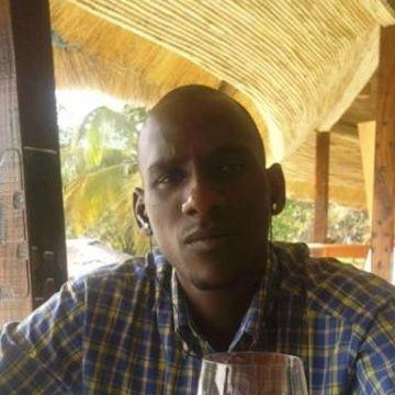 Saeed Hydara, 31, Banjul, The Gambia