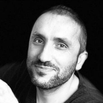 Ataberk, 33, Izmir, Turkey