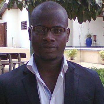 Emmanuel Mgbakor, 35, Lome, Togo