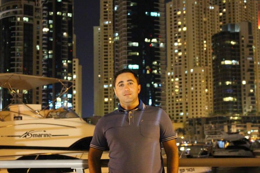 EMIL, 34, Baku, Azerbaijan