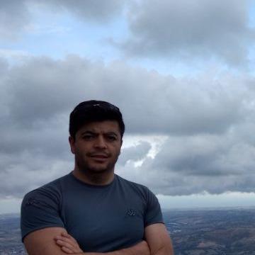 Mehmet Demir, 33, Istanbul, Turkey