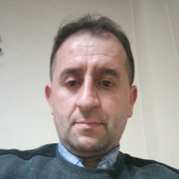 Salim Özsivri, 49, Istanbul, Turkey
