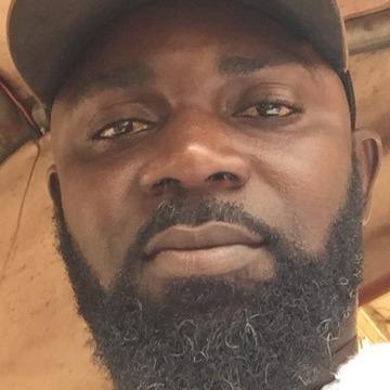 Charles Wasty Tenu, 40, Accra, Ghana