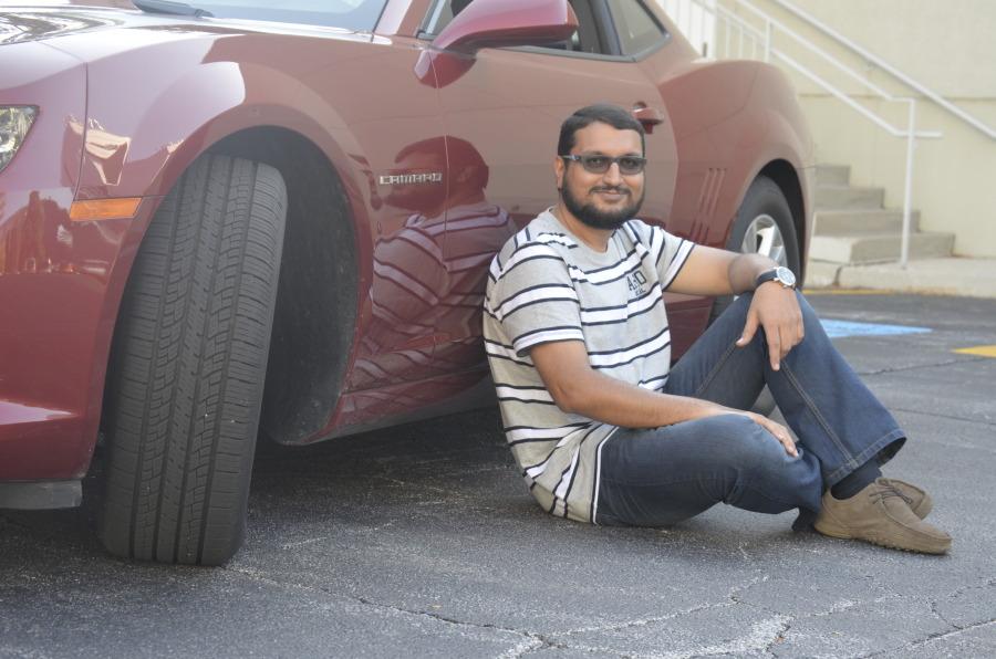 Khan, 40, Dubai, United Arab Emirates