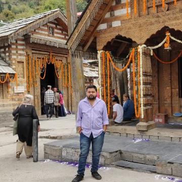 Mehul Gohil, 30, Ahmadabad, India