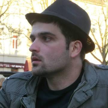 Levan Kikacheishvili, 33, Tbilisi, Georgia