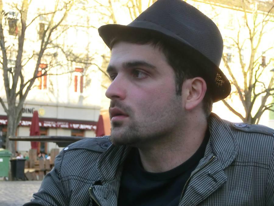 Levan Kikacheishvili, 31, Tbilisi, Georgia