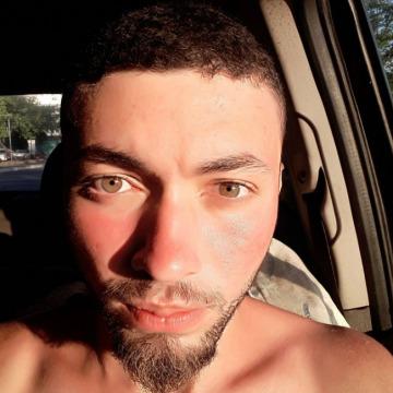 Patrick De Castro, 22, Niteroi, Brazil