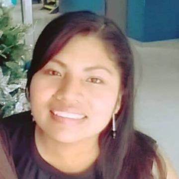 Guadalupe, 26, Peru, United States